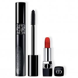 DIORSHOW | Coffret Pump 'N' Volume HD - Mascara et Rouge à lèvres