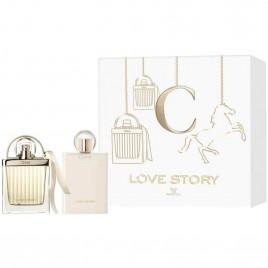 Love Story | Coffret Eau de Parfum & Lait Corps