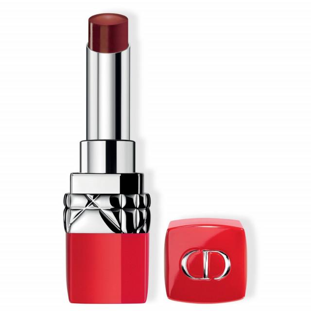 ROUGE DIOR ULTRA ROUGE|Rouge à lèvres - ultra pigmenté - tenue 12h* - hydratant