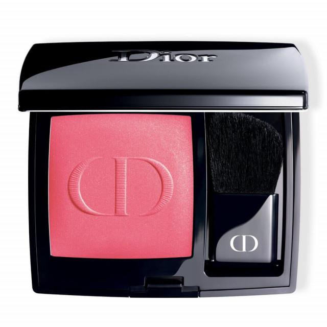 ROUGE BLUSH|Blush poudre - maquillage couleur couture - longue tenue