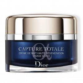 CAPTURE TOTALE | Crème de nuit haute régénération visage et cou