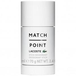 Match Point   Stick Déodorant