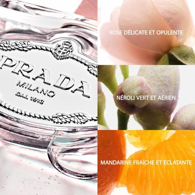 Les Infusions de Prada - Rose   Eau de Parfum
