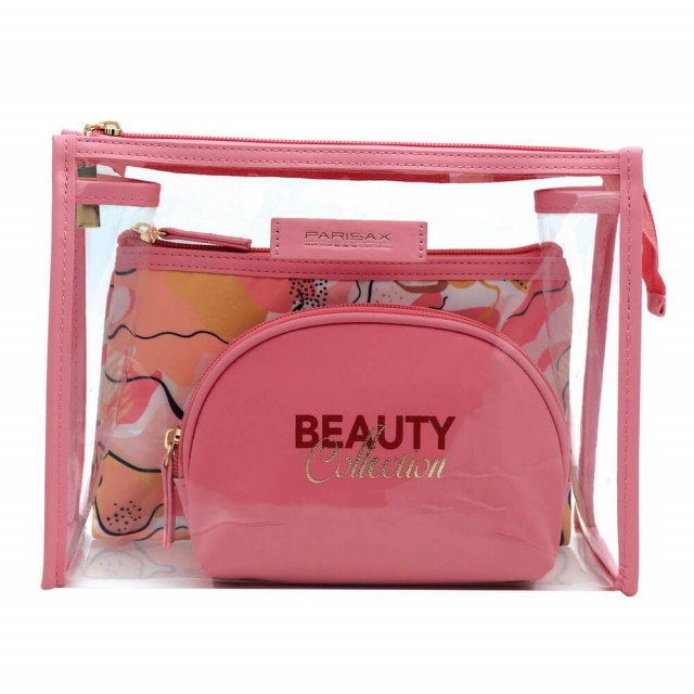 Kit 3 Trousses | Beauty Collection