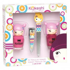 Coffret Cheery I Am Lucky | Kit Manucure