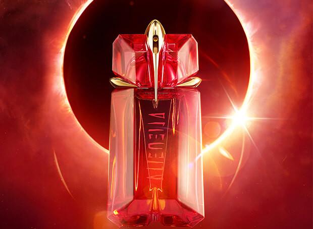 Alien Fusion le Nouveau Parfum pour Femme MUGLER